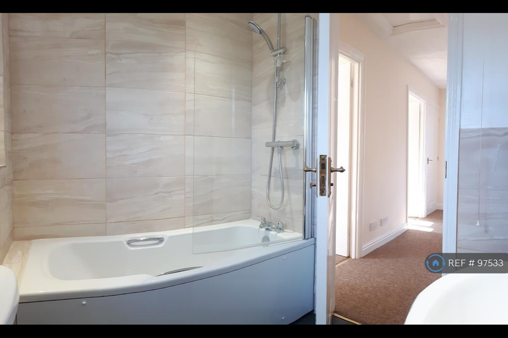 Family Bathroom New Shower-Bath