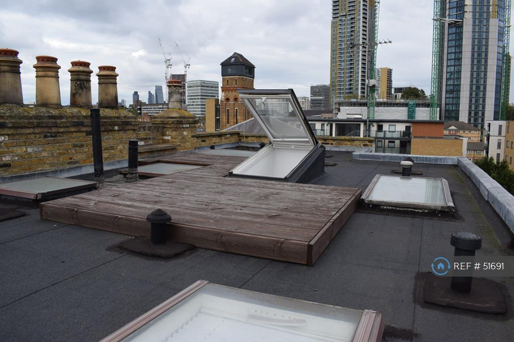 'Secret' Roof Deck Access