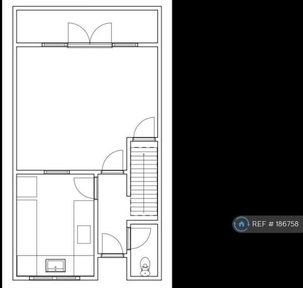 Floorplan Lower Floor