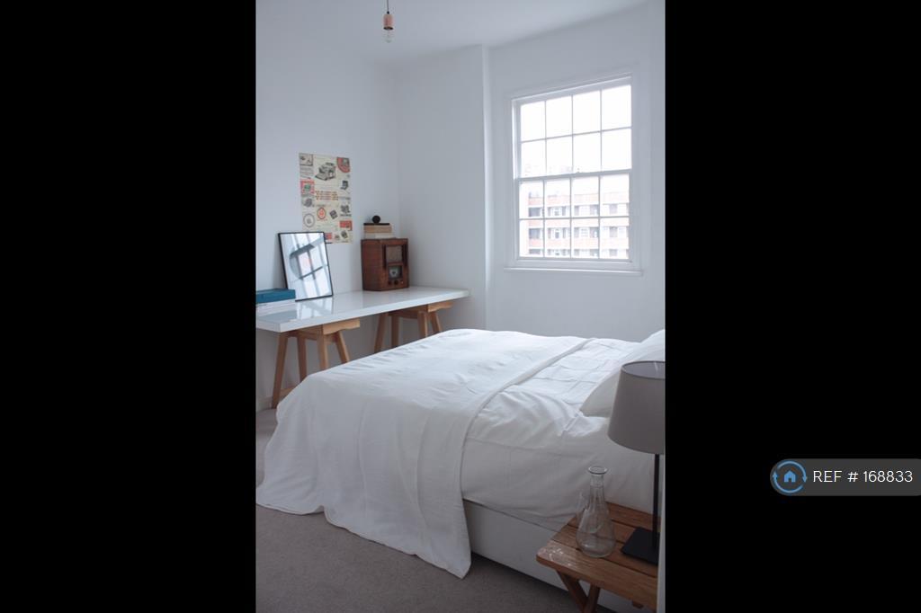 Bright Airy Master Bedroom