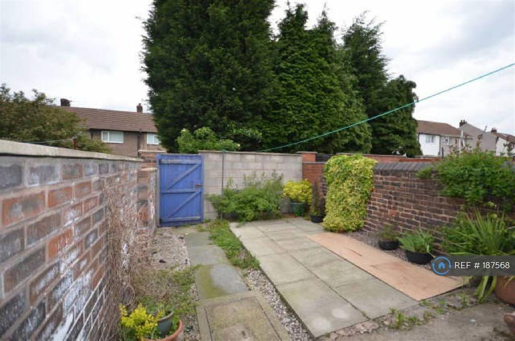 Rear Garden/Yard Area