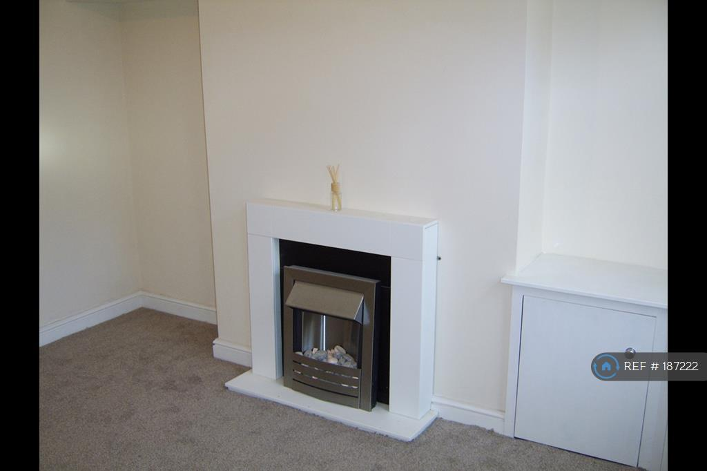 Front Room Fireplace
