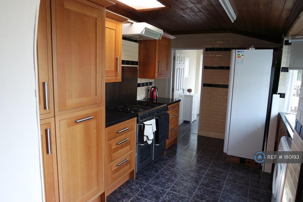 Primary Kitchen Area