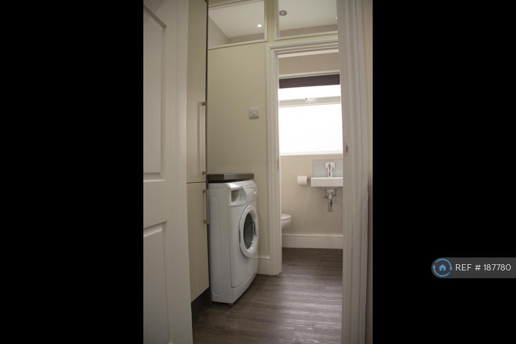 Utility & Downstairs Toilet