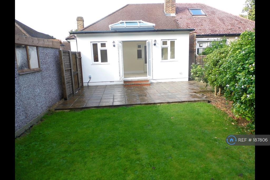 Garden, Patio And Extension