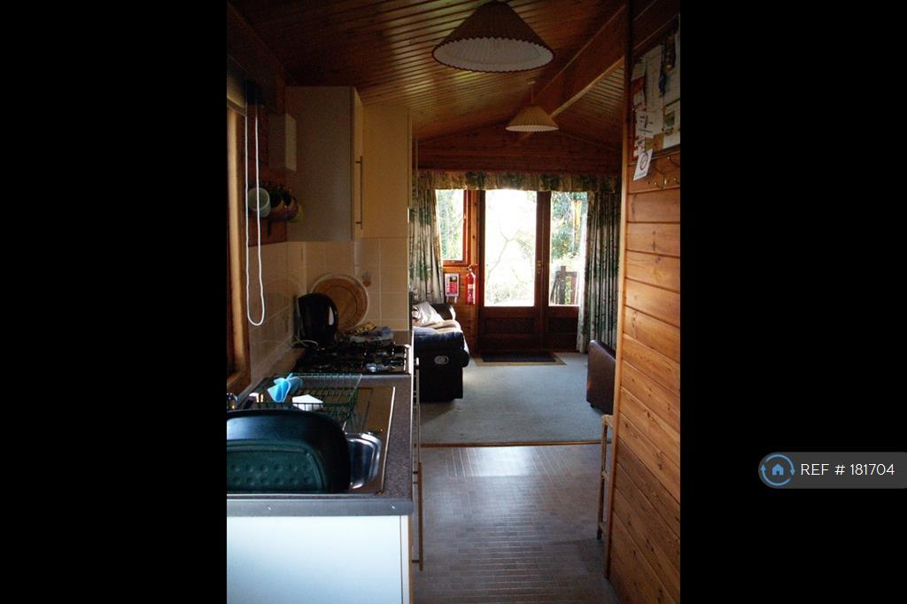 View Through Kitchen To Lounge