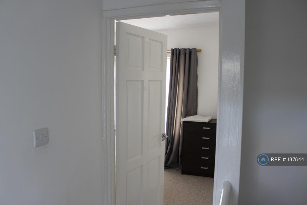 View Into Second Bedroom