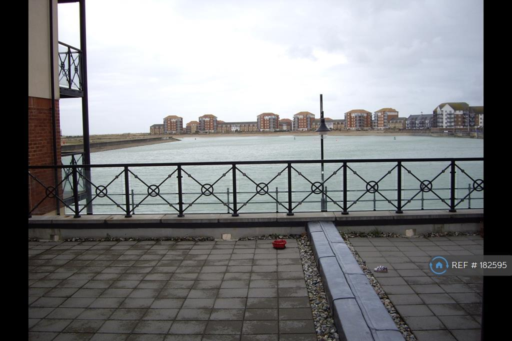 View To Outer Harbour