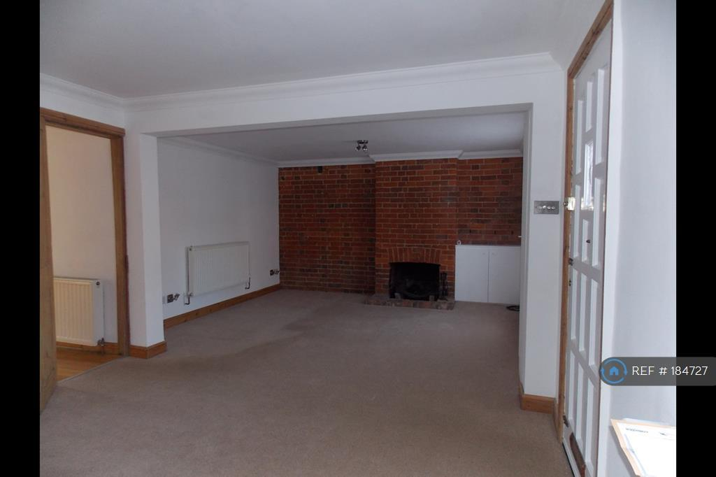 Lounge With Wonderful  Fireplace. Radiator.