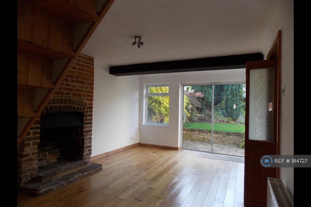 3rd Reception Room Feature Fireplace. Wooden Floor