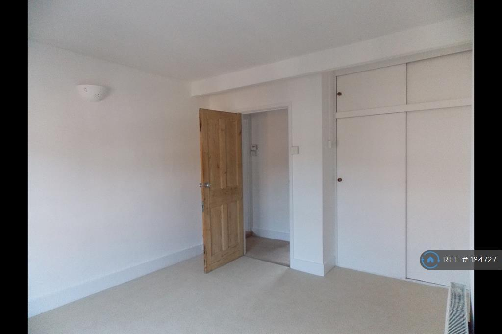 First Bed Room With Fitted Wardrobe