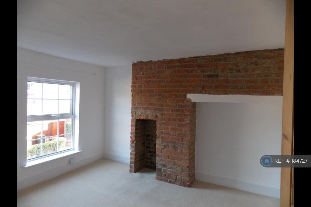 Bedroom 2 With Feature Fireplace