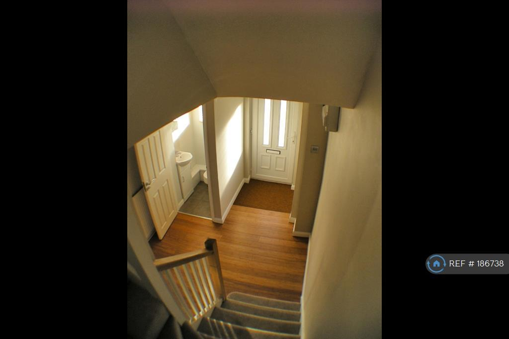 Stairs/Hall