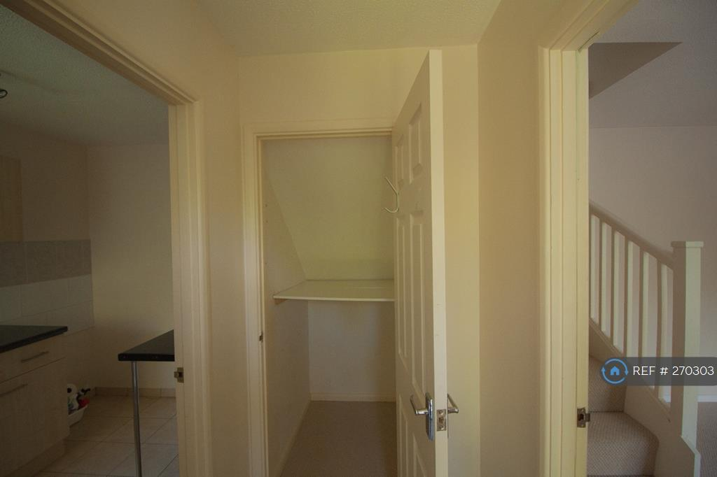 Entrance To House -  Storage Cupboard