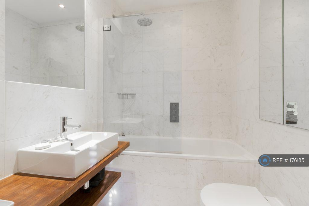 Big Main Marble Bathroom