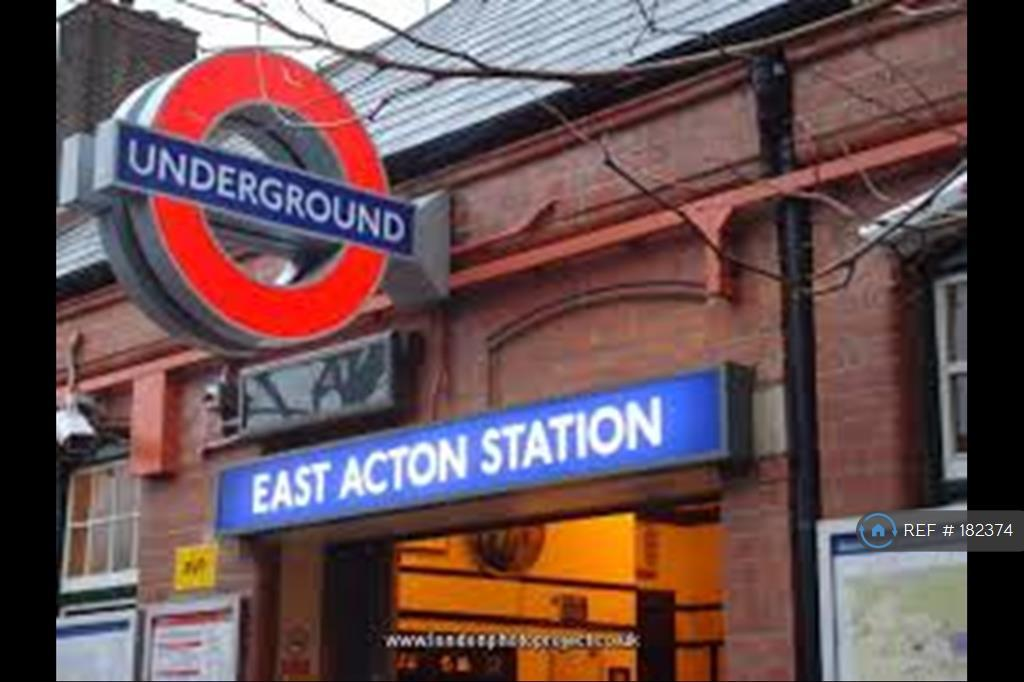 East Acton Station