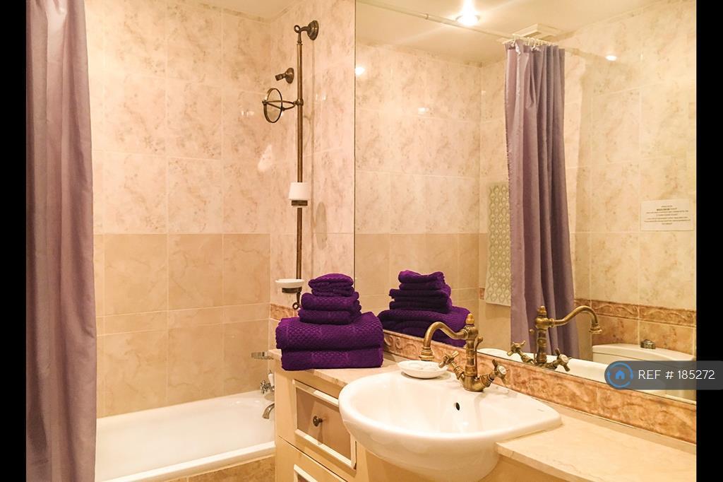 Bathroom - Over Bath Shower, Bidet, Wc, Storage