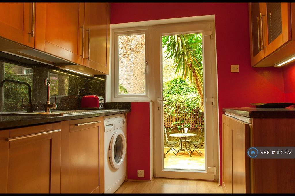 Kitchen - Dishwasher, Washing Machine, Microwave