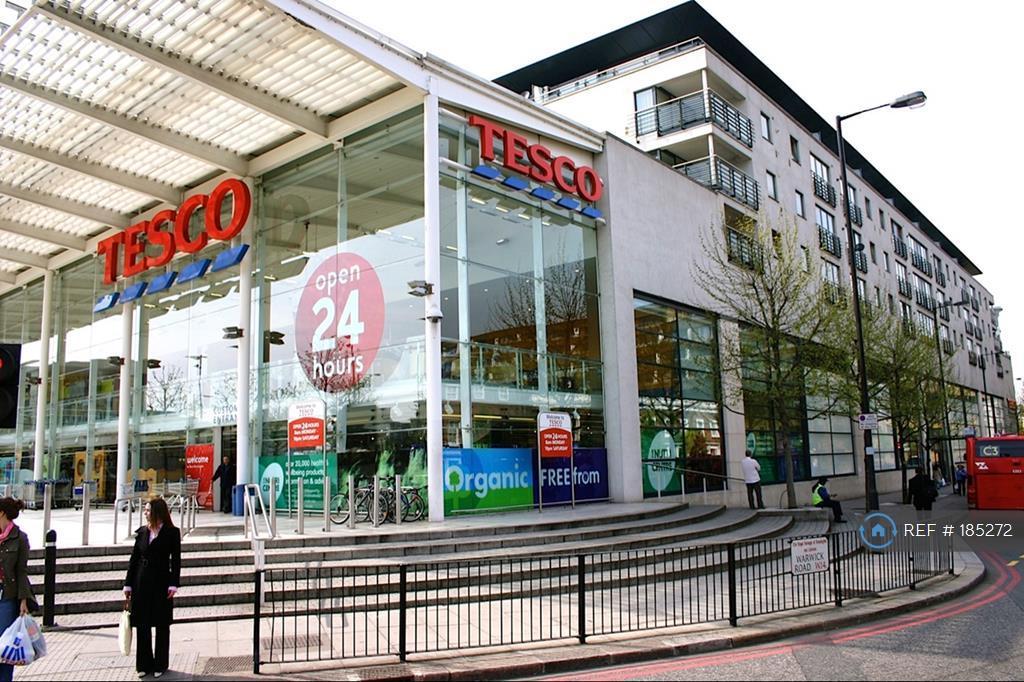 """Tesco"" 24 Hours Supermarket - 10 Min Walk"