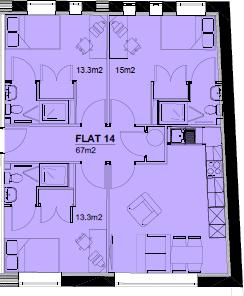 Flat 14