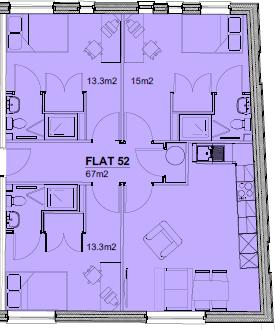 Flat 52