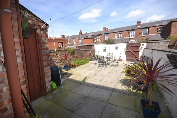 Rear Garden External