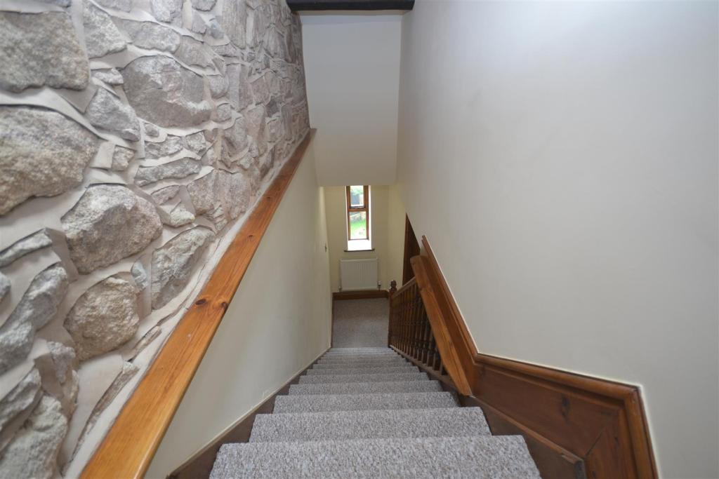 Stairs to Master