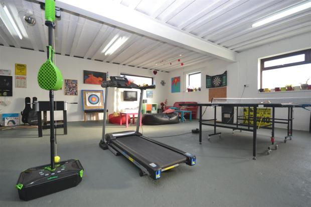 Family Area/Gym