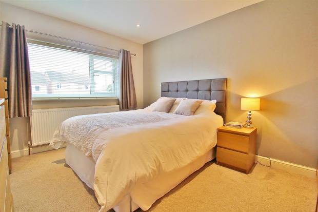 4 Bedroom Detached House For Sale In Wreake Drive Rearsby Leicestershire Le7