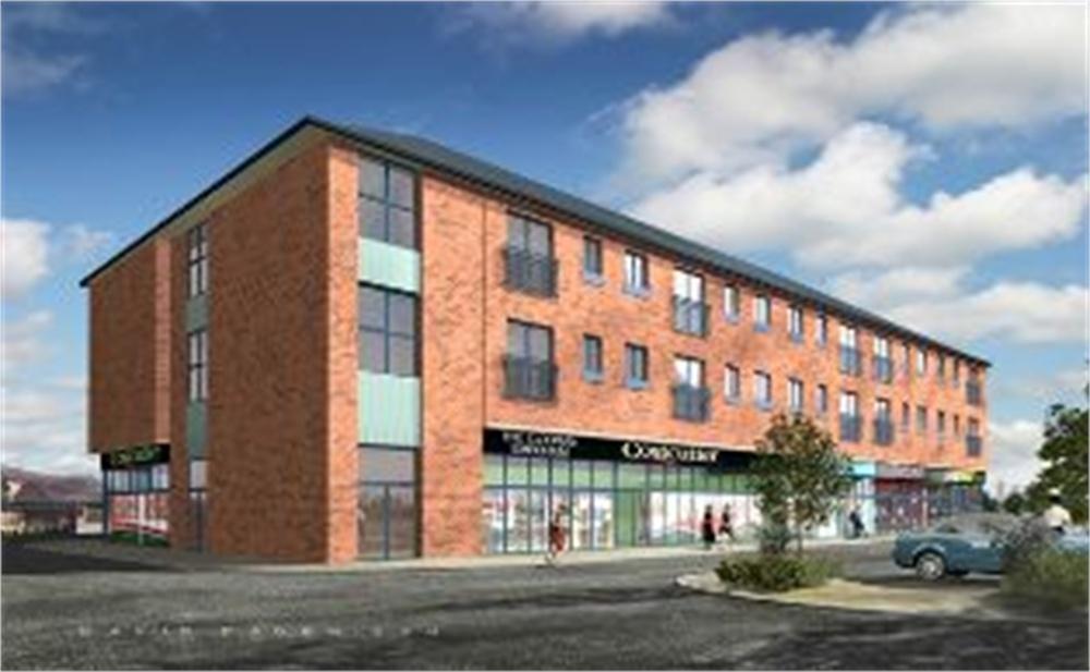 2 Bedroom Apartment To Rent In Burlington House Burlington Street Vauxhall Liverpool