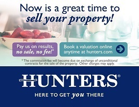 Get brand editions for Hunters, Chesterfield Lettings