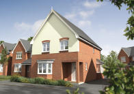 4 bedroom new house in Wharf Road, Ellesmere...