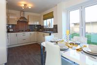 4 bed new property in Minors Crescent...