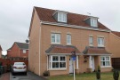4 bed semi detached property for sale in Cleuch Place, Maddiston...