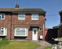 £122,950 					: 2 bedroom semi-detached house for sale : Burden Road, Beverley, East Yorkshire HU17