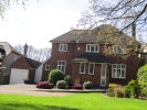 Detached home for sale in Markfield Lane...