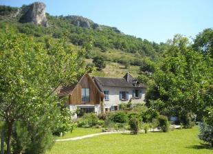 Country House in Cajarc, The Lot