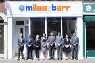 Miles & Barr, Favershambranch details