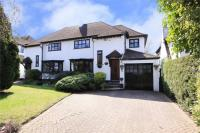 semi detached house in Dale Wood Road...