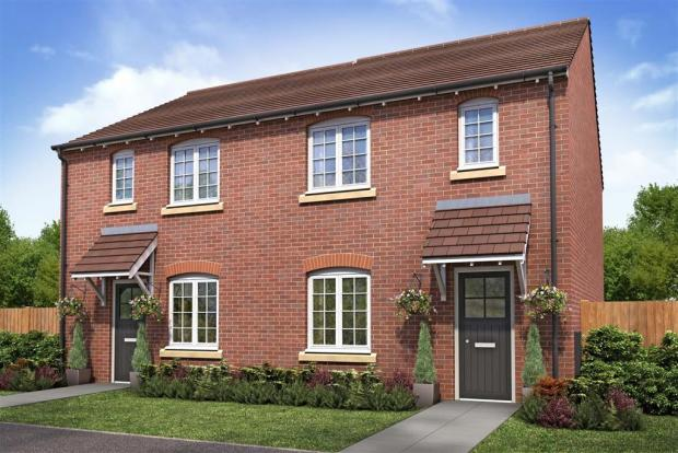 Artist Impression of The Gosford (Country Lane) at Winnington Village