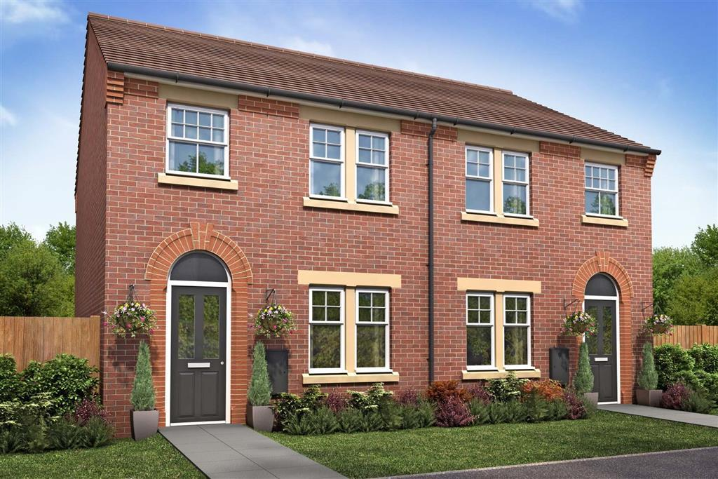 Artist Impression of The Gosford (Urban Core) at Winnington Village