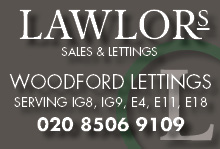 Lawlors Property Services Ltd, Woodford Lettings