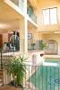 indoor pool & gym