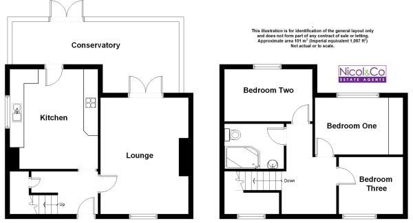 Floorplan 23 Bow Hil