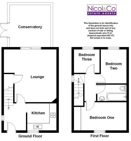 Floorplan 8 Deane Cl