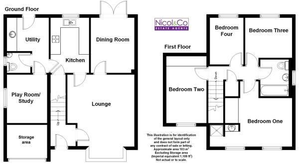 Floorplan 6 Fieldhea