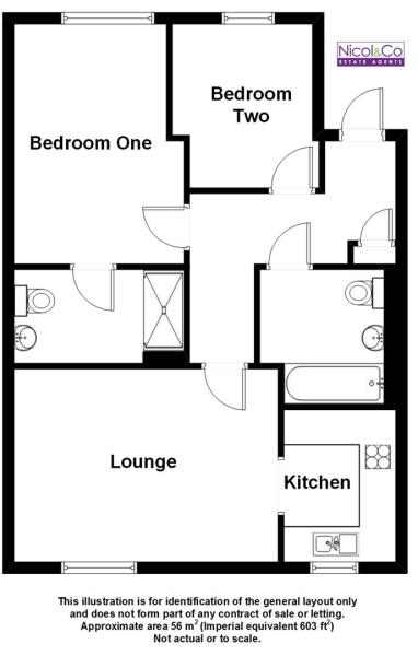 Floorplan 5 St Wulst