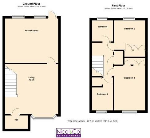 Floorplan 40 Amberle