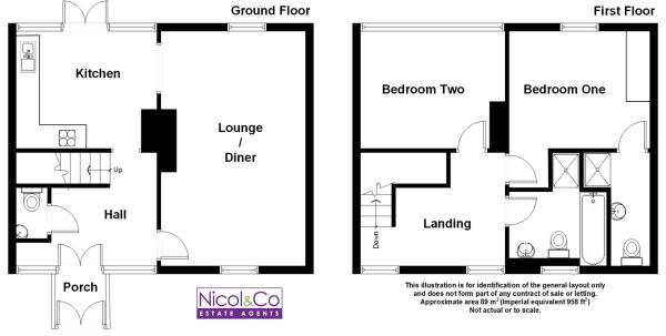 Floorplan 1a Grove F
