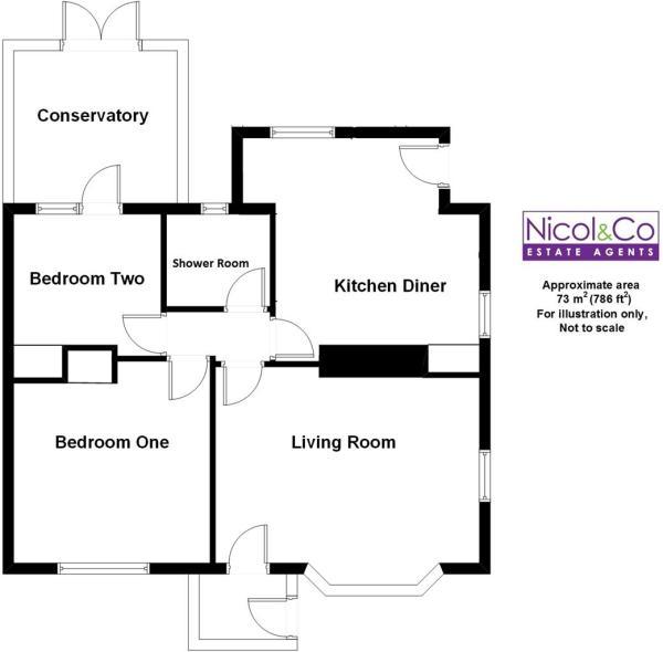 Floorplan 27 Fern Ro